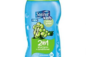 Hurry! Suave Kids 2-in-1 Shampoo and Conditioner Only $1