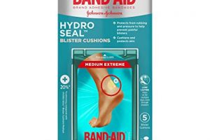 Better-Than-Free Band-Aid Hydro Seal Blister Cushions!!