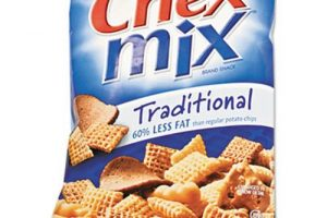 Goldfish, Chex Mix, and/or Gardetto's Snacks Only $0.76!