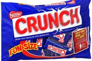 Grab a Bag of Nestle Fun Size Candy Bars For ONLY $1.67!