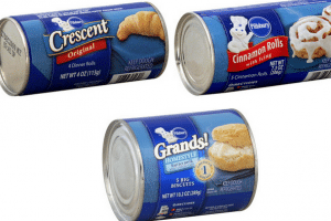 Stock Up Time!! Pillsbury Crescent Rolls, Cinnamon Rolls, OR Grands! Biscuits Only $0.67!!