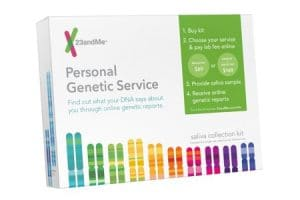 WOW!! Free 23andMe Genetic DNA Starter Kit 11/22-11/24 ONLY!