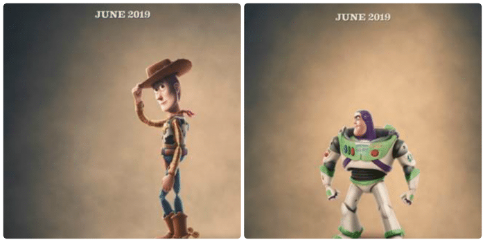 Woodycollage e1542235909420 - Toy Story 4 Trailer Just Released