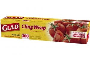 Glad Cling Wrap Only $0.85 Each!