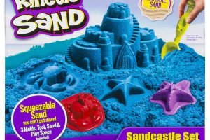 HOT!!! Save 50% on Kinetic Sand Kit on Amazon- Great Gift!!
