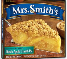 WOW!! Mrs. Smith's Pies Only $2.50- Grab a Few!