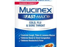 Snag Mucinex Max Cold & Flu For FREE!!!
