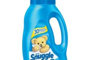 Nice!! Snuggle Liquid Fabric Softener Only $1!