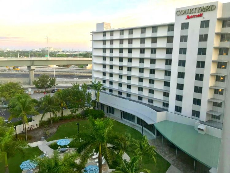 Marriott5 1024x768 1 e1545088945119 - Miami Airport Marriott Campus has Everything a Traveler Needs