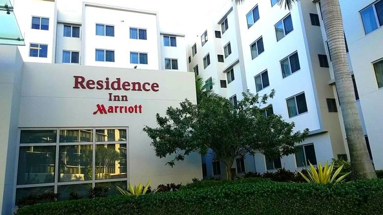 MarriottresidenInn 1 e1545088933441 - Miami Airport Marriott Campus has Everything a Traveler Needs