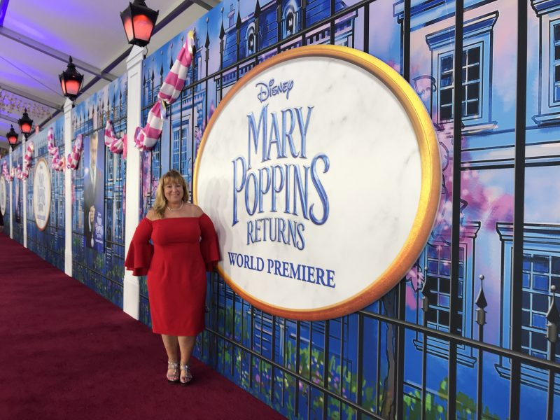 MaryPoppinsME2 e1543955135376 - Disney Mary Poppins Returns Red Carpet Event and After Party