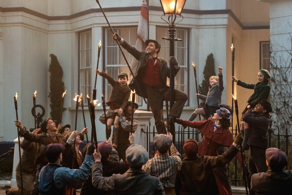 MaryPoppinsReturns Lin Manuel Miranda 1024x683 - Mary Poppins Returns - Music Composers Marc Shaiman and Scott Wittman Interview