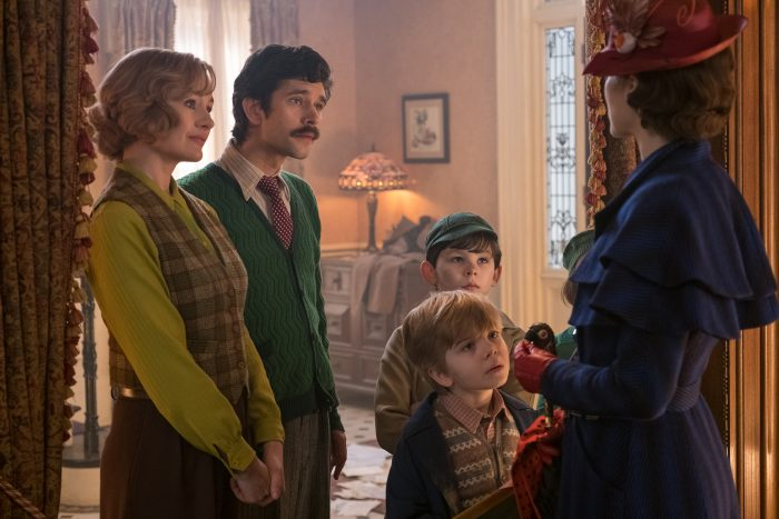 MaryPoppinsReturns5 e1544633492346 - Mary Poppins Returns Film Review - Our Favorite Nanny is Back!