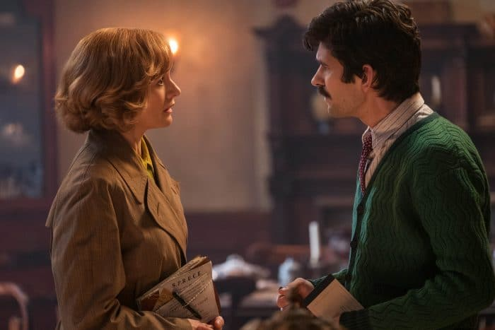 Mary Poppins Returns - Emily Mortimer and Ben Whishaw Interview
