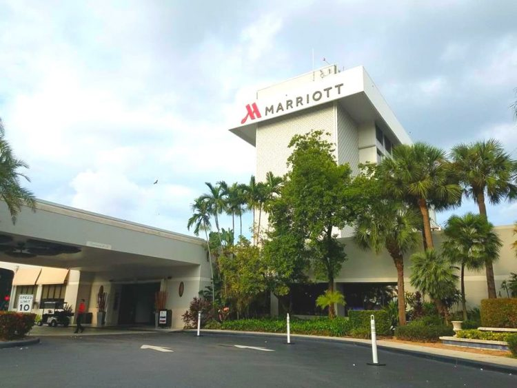 Miami Airport Marriott e1545088716881 - Miami Airport Marriott Campus has Everything a Traveler Needs