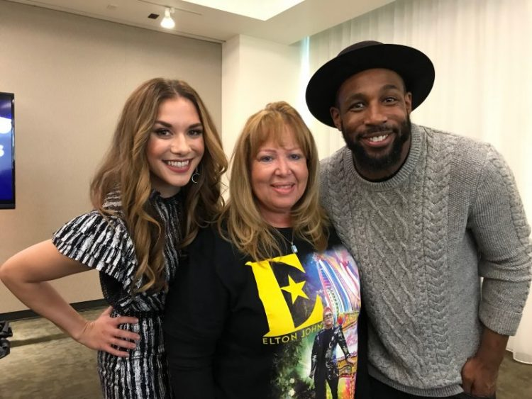 "TwitchandAllisonMe e1544032419539 - Disney Fairy Tale Weddings and Holiday Traditions with Stephen ""tWitch"" Boss and Allison Holker"