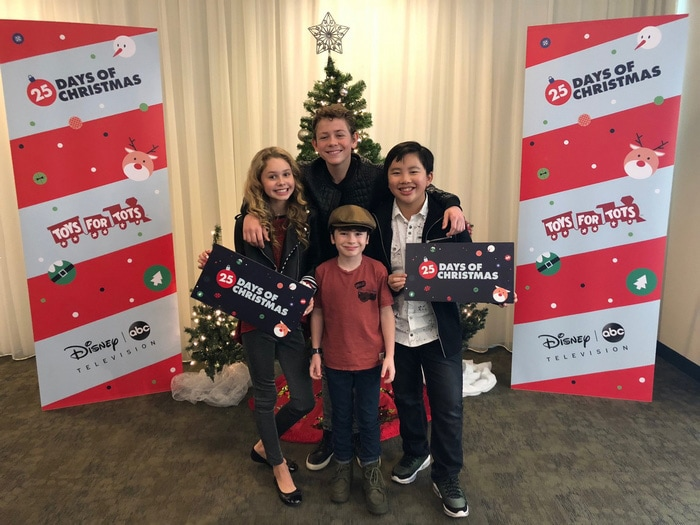 camandcoop - Disney Channel Coop and Cami Ask The World - Celebrates The Holidays