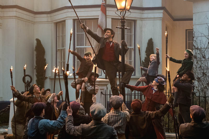 linmanuelbanisters - Disney Mary Poppins Returns - Exclusive Interview with Lin-Manuel Miranda