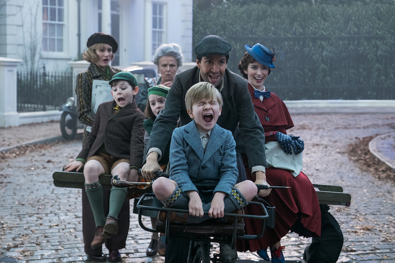 linmanuelbike - Disney Mary Poppins Returns - Exclusive Interview with Lin-Manuel Miranda