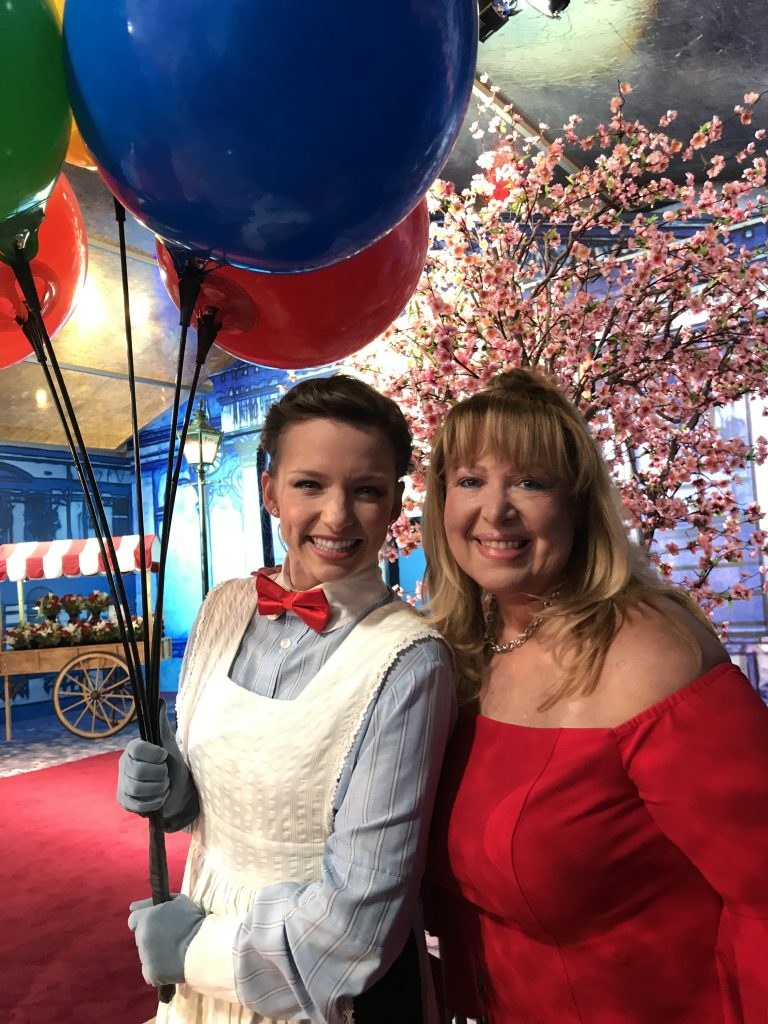 marypoppinsballonns e1543855262165 768x1024 - Disney Mary Poppins Returns Red Carpet Event and After Party