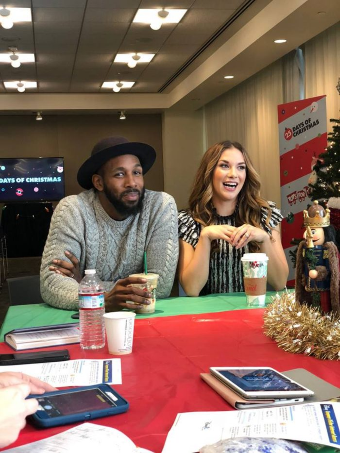 "twitch2 e1544028777131 - Disney Fairy Tale Weddings and Holiday Traditions with Stephen ""tWitch"" Boss and Allison Holker"