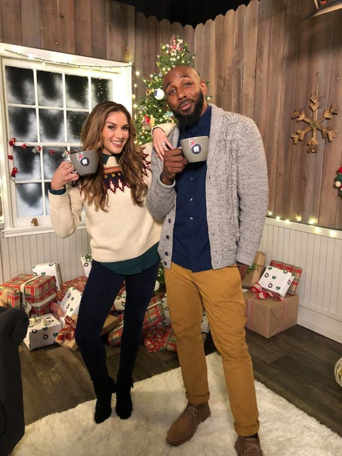 "twitchandallison e1544028760848 - Disney Fairy Tale Weddings and Holiday Traditions with Stephen ""tWitch"" Boss and Allison Holker"