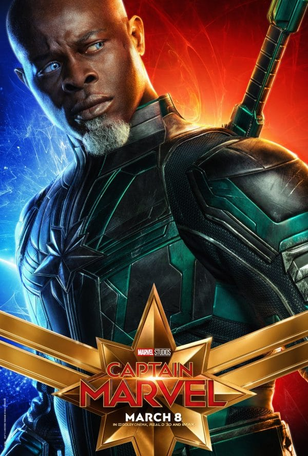 CaptainMarvel10 e1547825859674 - Captain Marvel Posters Just Released