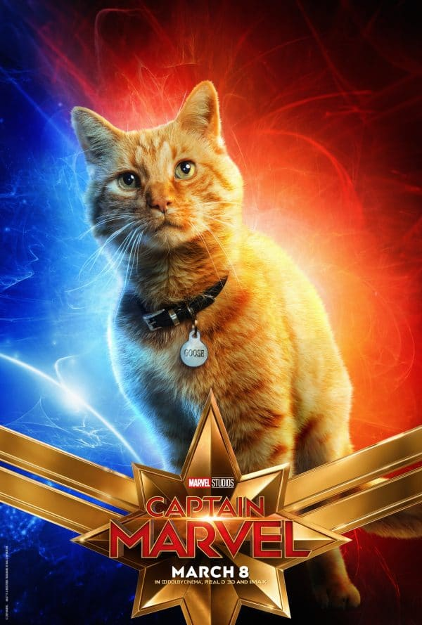 CaptainMarvel11 e1547825911296 - Captain Marvel Posters Just Released