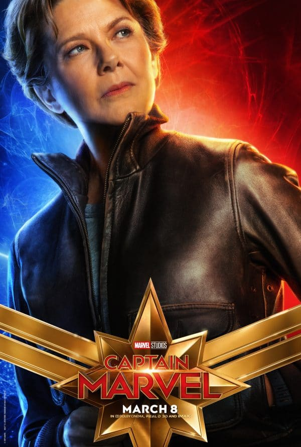 CaptainMarvel4 e1547826000449 - Captain Marvel Posters Just Released