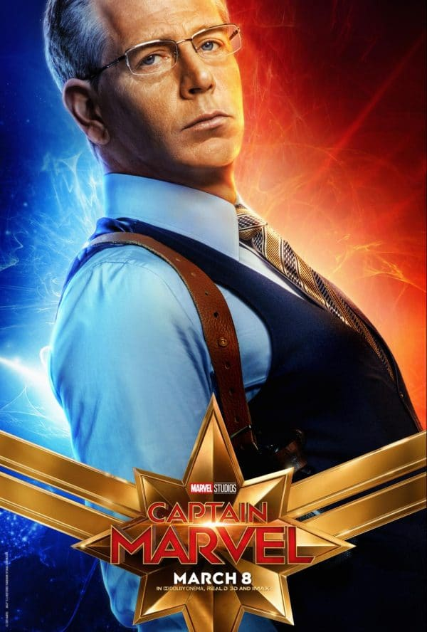 CaptainMarvel6 e1547826041441 - Captain Marvel Posters Just Released