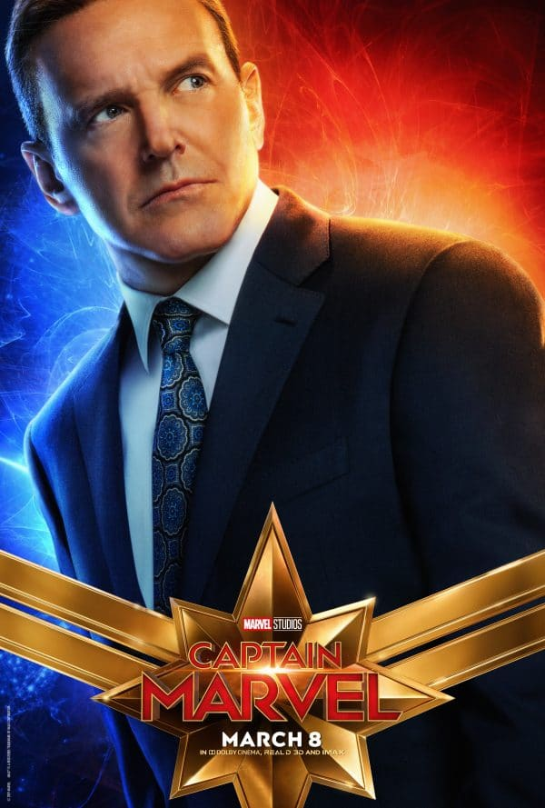 CaptainMarvel7 e1547826061458 - Captain Marvel Posters Just Released