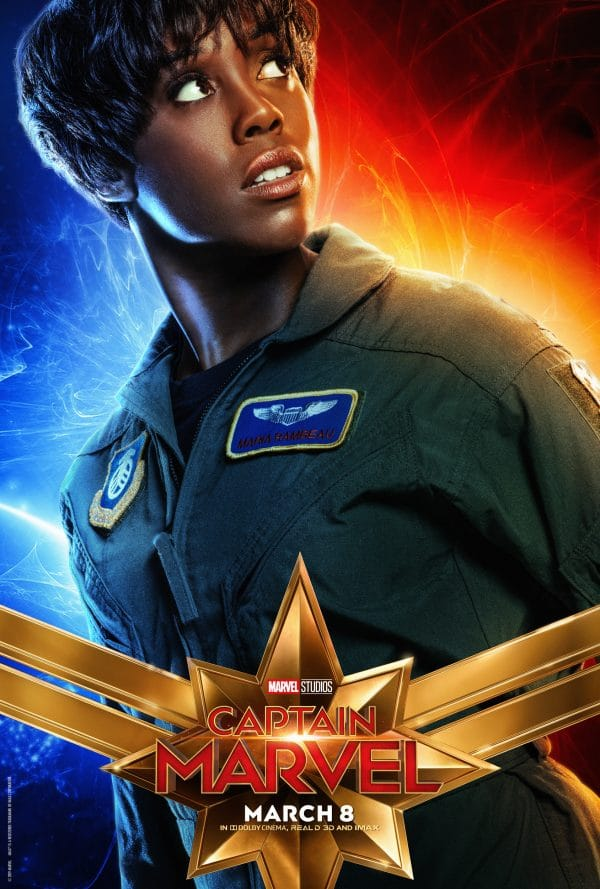 CaptainMarvel8 e1547826086387 - Captain Marvel Posters Just Released
