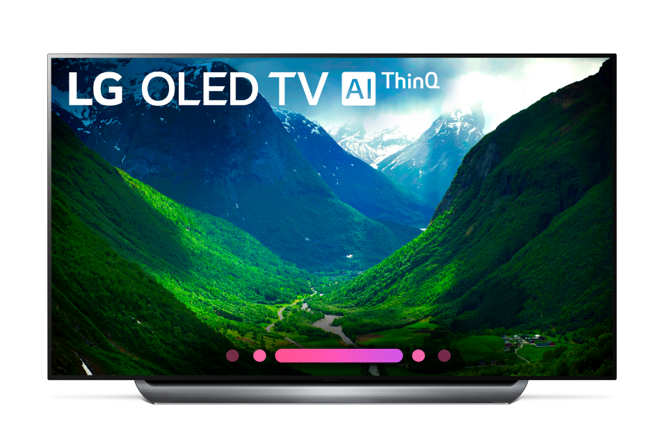 OledBestBuy - Be Game Day Ready with The 77'' class LG OLED C8 TV from Best Buy