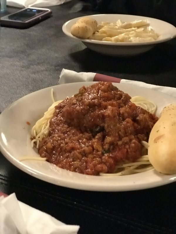 Pasghettis restaurant BransonSpaghetti e1547137456130 - Branson's Pasghetti's Affordable Family Dining - World's Largest Fork and Meatball