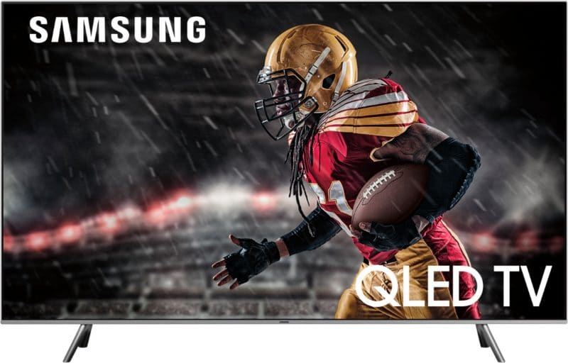 Samsung Tv at Best Buy Open House Event 1/19