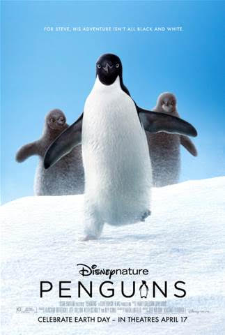 penguins2 - Disney Movies 2019 Lineup