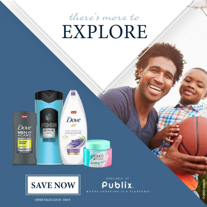 Publix Madness e1551100025154 - College basketball season is here! Look and Smell Great with Publix Deals